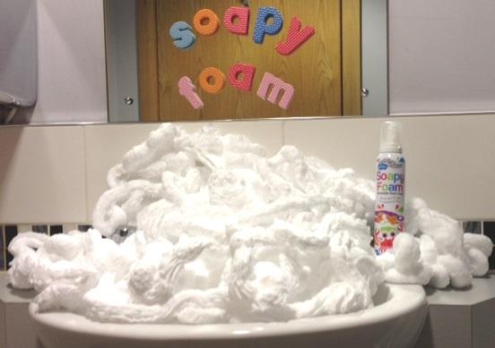 Soapy-Foam